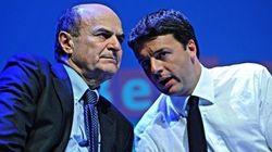 Pierlugi Bersani, Matteo Renzi, Mario