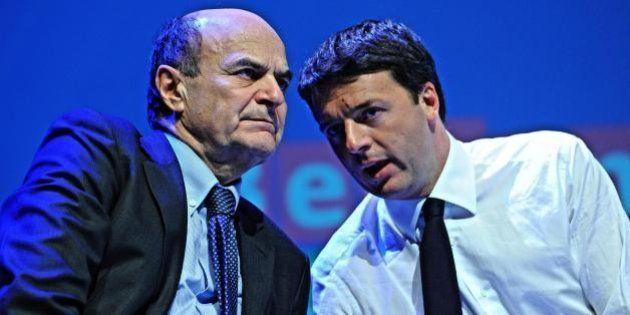 Imu, gli scontenti della cancellazione della tassa: Pierlugi Bersani, Matteo Renzi, Mario