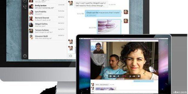 Viber arriva su Pc e Mac: telefonate gratuite anche dal desktop per 200 milioni di utenti (FOTO,