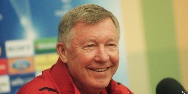 Calcio: si ritira Alex Ferguson, dopo 26 anni lascia il Manchester United (FOTO