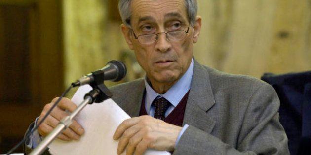 Ilva, il presidente Bruno Ferrante annuncia:
