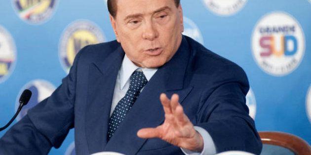 Silvio Berlusconi a Milano con la testa nelle urne. Organizza la manifestazione di piazza a Bari, e sfoglia...
