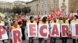 Salario minimo, la proposta del Pd non piace a Cgil e partite