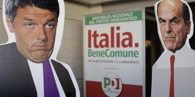 Primarie centrosinistra, Bersani e Renzi e la pubblicità a pagamento: violato l'articolo 7 del