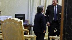 Consultazioni 2013: Pier Luigi Bersani incontra M5S, Pdl e i sindacati. La fotostoria