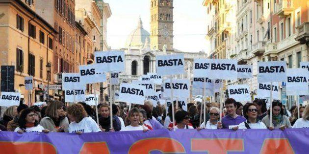 Violenza sulle donne. Da Torino la campagna