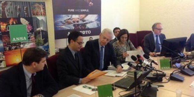 Elezioni 2013: Mario Monti al forum dell'Ansa. Chiude a Nichi Vendola:
