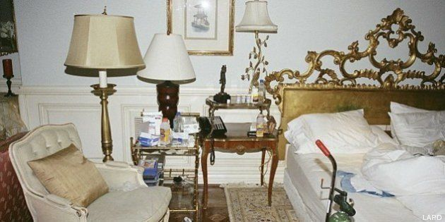 Michael Jackson è morto in una stanza piena di farmaci. Le immagini inedite