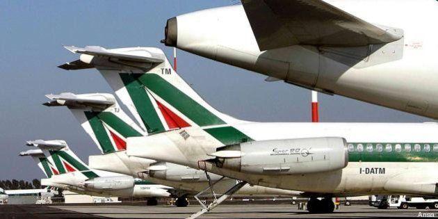 Alitalia, Enrico Letta tifa per un partner: