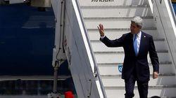 Kerry a Roma incontra Livni, Letta e Bonino. Palestina e Siria al centro dei
