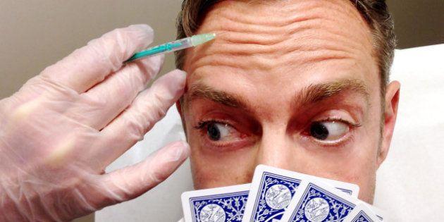 Poker: bluff da manuale grazie al botulino, la chirurgia estetica applicata al tavolo verde