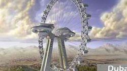 Bluewater, il nuovo paradiso artificiale di Dubai con la ruota panoramica più alta del mondo