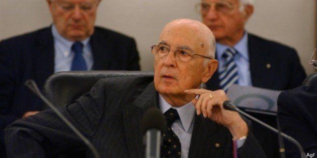 Giustizia: Giorgio Napolitano al Csm: