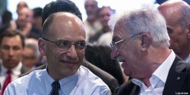 Governo, Enrico Letta sigla un patto con la Cisl: prima il lavoro, nessuna parola su Iva e Imu. Lo schiaffo...