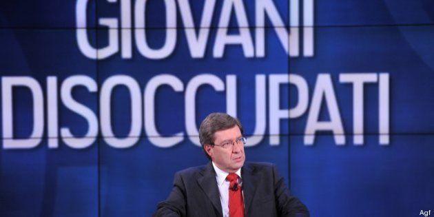 Lavoro, Enrico Giovannini: