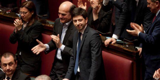 Pd, ancora consultazioni, stavolta per scegliere il reggente, probabile Roberto Speranza. Gianni Cuperlo...