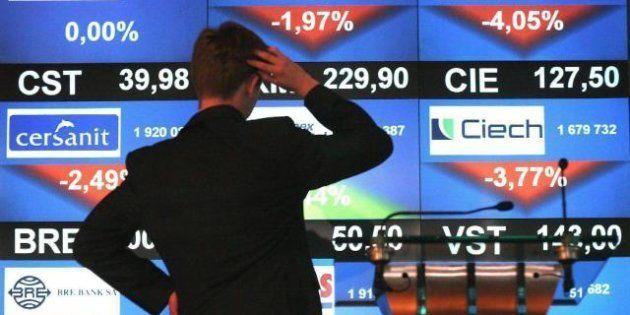 Consob, fuga dagli investimenti finanziari: -718 miliardi di euro da inizio 2010 in azioni, titoli di...