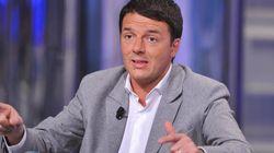 Renzi a Roma telefona a Errani, Franceschini e Letta