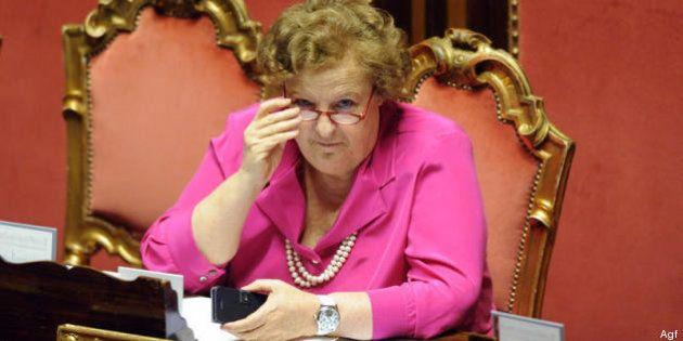 Violenza donne, il ministro Anna Maria Cancellieri: