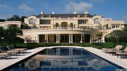 Walt Disney vende la villa Carolwood Estate