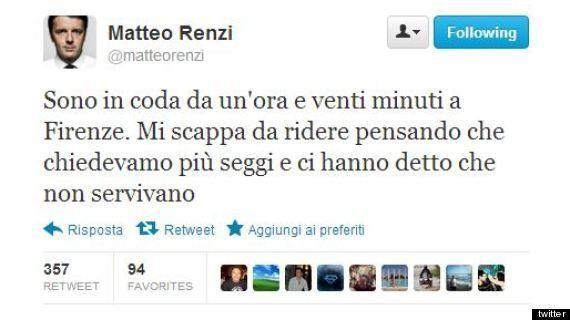 Primarie Pd, Matteo Renzi va forte nelle regioni rosse e nel nord. Il sindaco ci