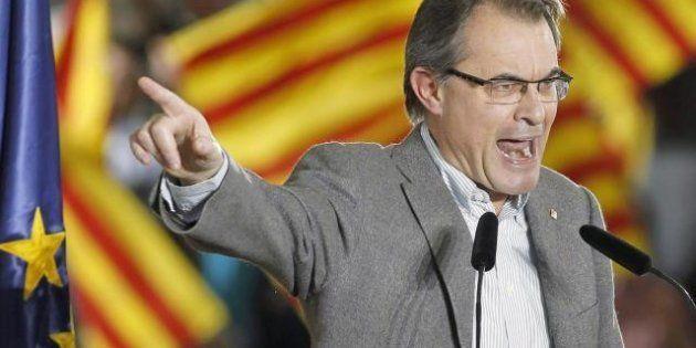 Catalogna, Artur Mas (CIU) vince ma perde seggi. Alla regione, dopo il piano di austerità un altro giro...
