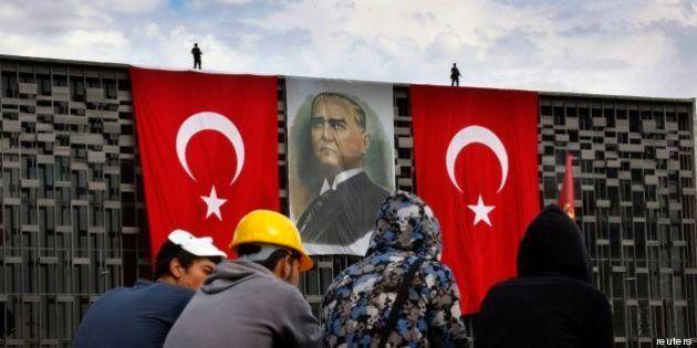 Proteste in Turchia: la saga della cospirazione di Erdogan & Co: poteri oscuri, George Soros, Israele...