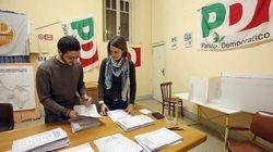 Primarie, la mappa del voto regione per