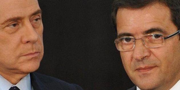Silvio Berlusconi Nicola Cosentino incontro. Paola Raia: