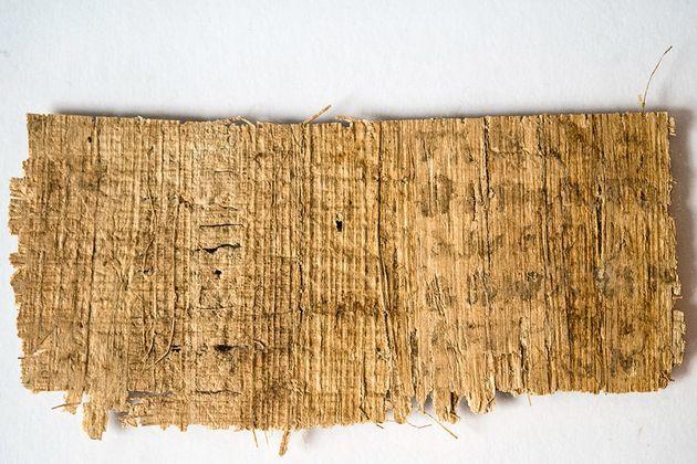 Il papiro della moglie di Gesù è autentico: lo confermano test scientifici pubblicati dal Harvard Theological...