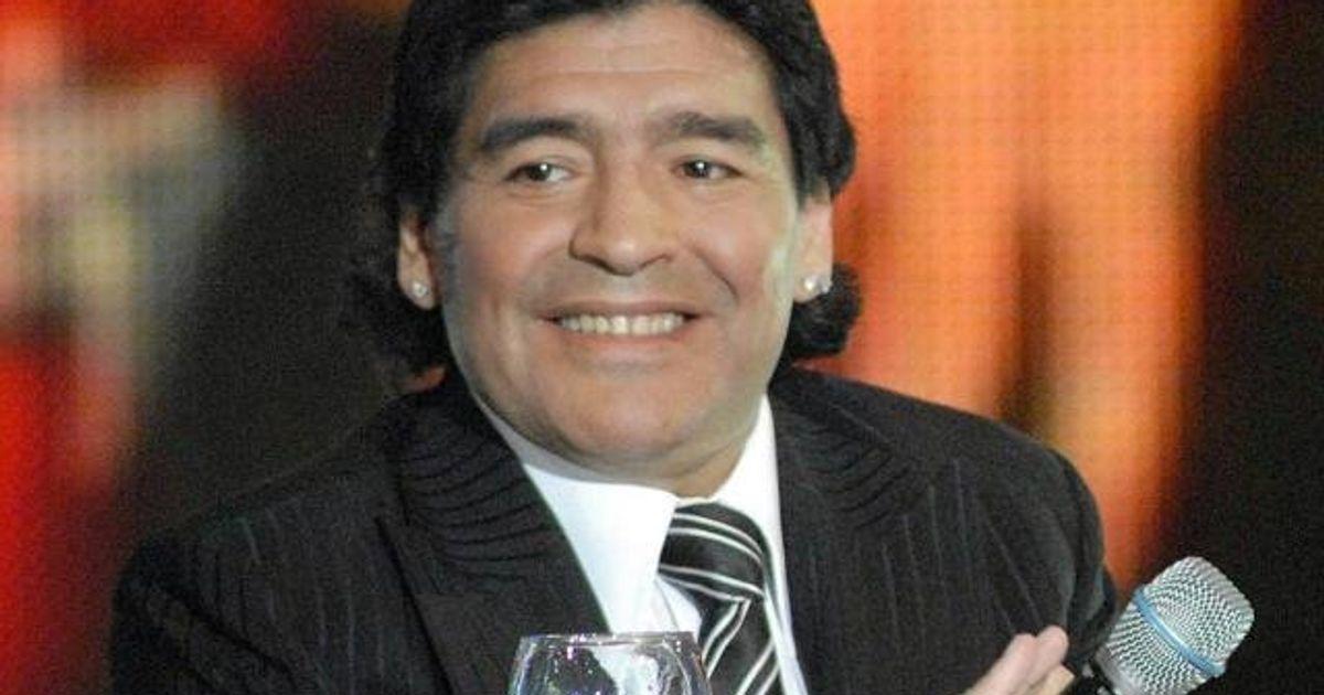 E' nato il nuovo figlio di Maradona (FOTO) | L'HuffPost