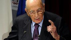 Napolitano: no a