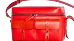 Kamera bag, la borsa per la macchina fotografica di Karl Lagerfeld