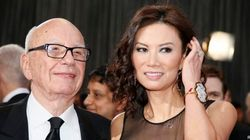 Rupert Murdoch divorzia: è ufficiale la fine del matrimonio con Wendi Deng