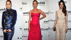 Da Jennifer Lopez a Uma Thurman