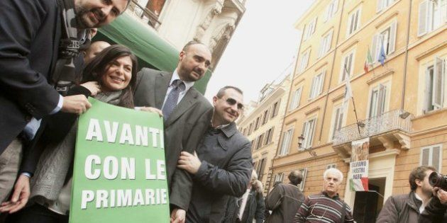 Occupy Pdl, sedi occupate e sit-in per chiedere le primarie