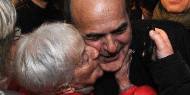 Primarie 2012 centrosinistra, Bersani verso ballottaggio: