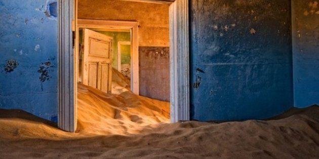 Più li trascuri più sono belli... I 30 luoghi fantasma più affascinanti del