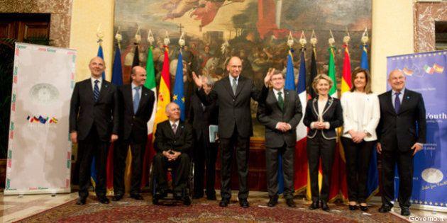 Lavoro: vertice europeo, riunione tra i ministri di Italia, Francia, Germania e Spagna