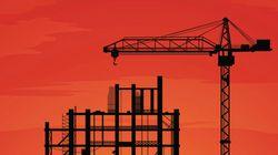 2013 nero per l'edilizia. Nel primo semestre a picco le nuove costruzioni: