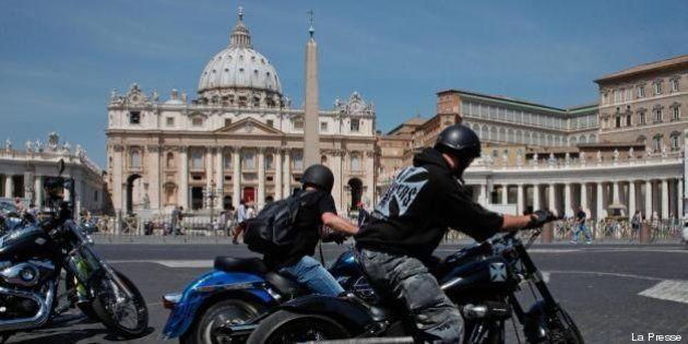 Raduno Harley Davidson: motociclisti invadono Roma per il 110° anniversario della casa di Milwaukee