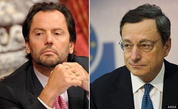Mario Draghi e Luigi Zingales nella classifica dei cento più influenti pensatori