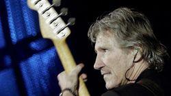 L'ex Pink Floyd Roger Waters cerca a Cassino la tomba del padre caduto in guerra