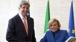 Kerry ringrazia l'Italia per gli aiuti umanitari ai ribelli. 28 milioni di dollari stanziati