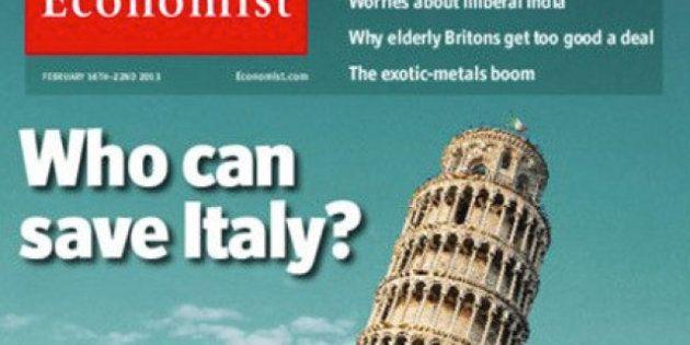 Elezioni 2013: l'Economist si interroga sull'apatia degli italiani, per Bersani una grande sfida, deprimente...
