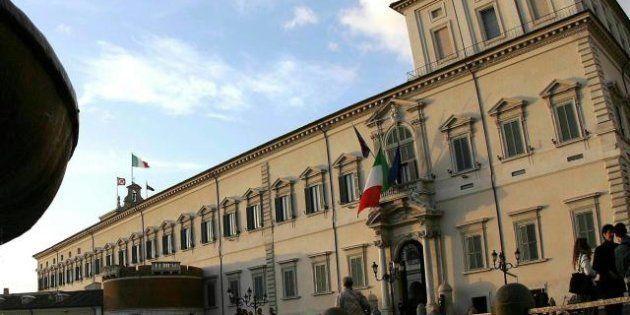 Consultazioni, dopo il nulla di fatto di ieri Giorgio Napolitano respinge l'ipotesi dimissioni e si affida...