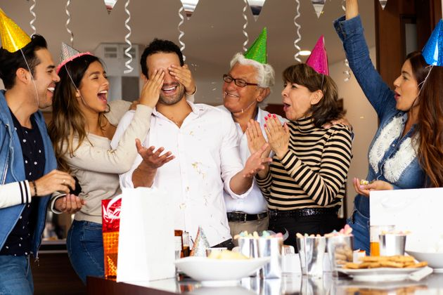 How To Organise The Best Surprise Party In History