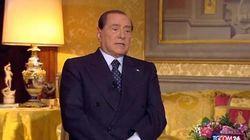 Berlusconi fa il martire come San