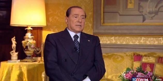 Processi Silvio Berlusconi: in tv a Quinta colonna martire come San