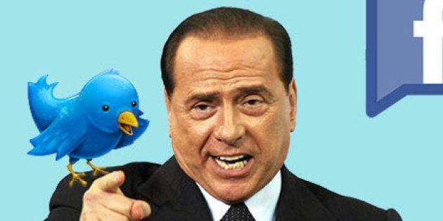 Silvio Berlusconi versione 2.0. Il Cav sbarca su twitter. E nella nuova Forza Italia solo volti nuovi....